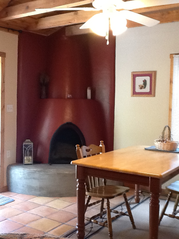 Aspen Kiva Fireplace